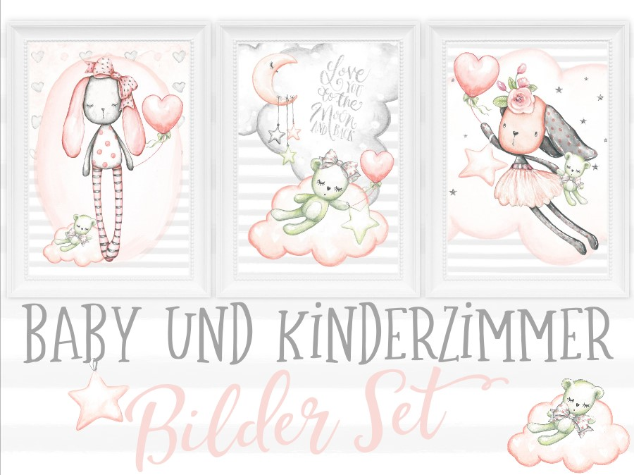 Kinderzimmer Babyzimmer Bild