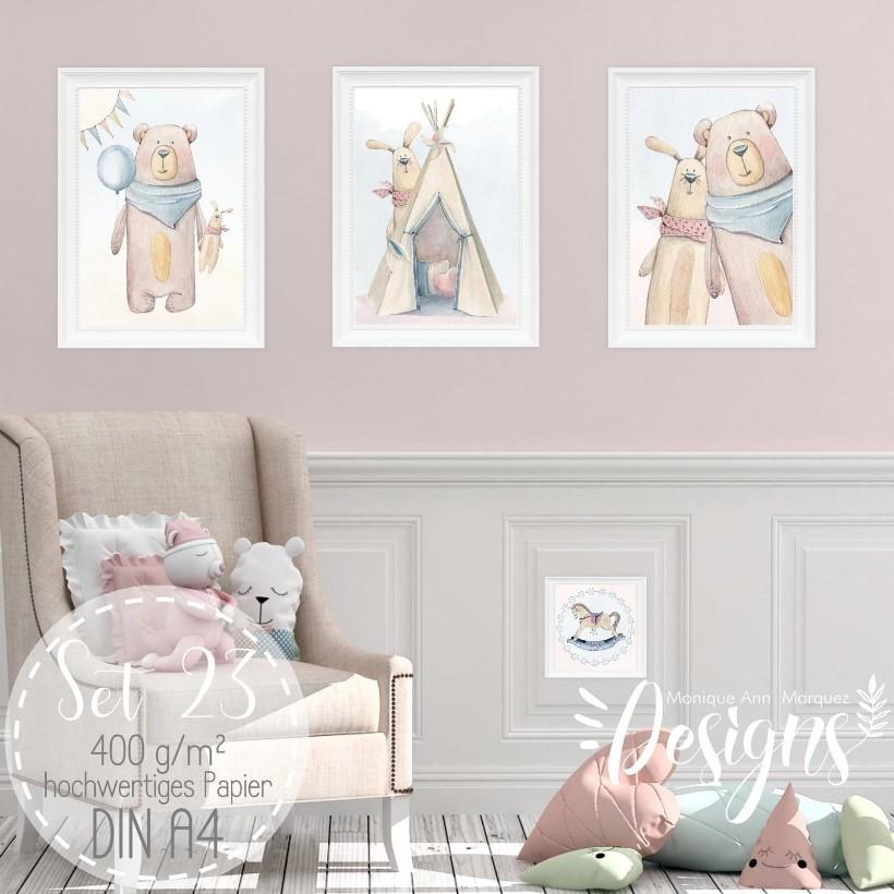 Babyzimmer Dekoration